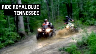 Fisher's ATV World - Ride Royal Blue in East Tennessee (FULL)