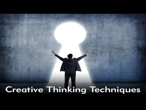 11Val Creative Thinking Techniques