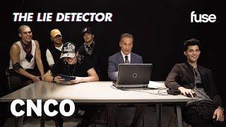 CNCO Takes A Lie Detector Test | Fuse