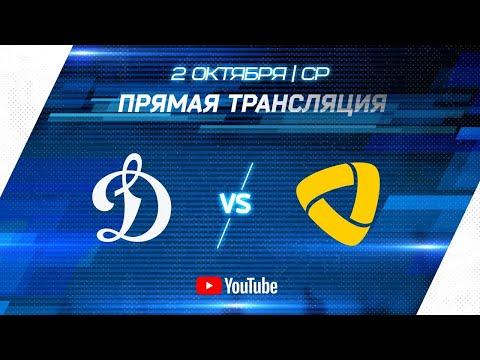 02.10.19 | КХЛ. «Динамо» — «Северсталь». Прямая трансляция