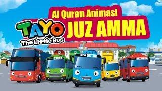 Anak Kecil Ngaji Murotal Surat Juz Amma Anak Merdu Hey Tayo - Recite Al-Quran Kids Hapalan