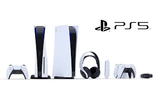 Sony PS5 Full Hardware Reveal with Games
