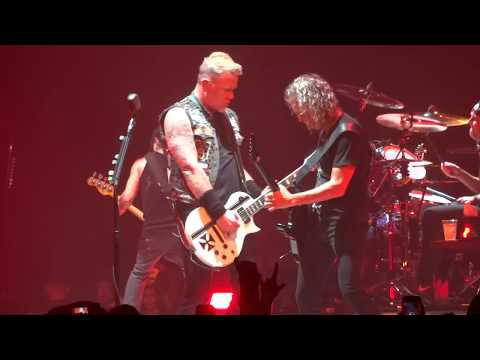 Metallica  Creeping Death    Manchester  281017