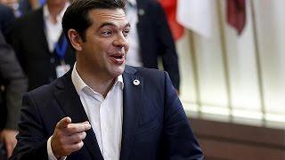 La Grèce au pied du mur...européen