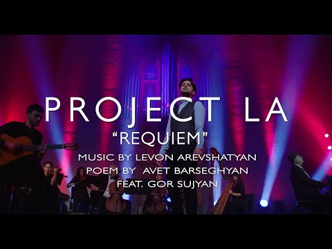 Project La feat. Gor Sujyan - Requiem (2021)
