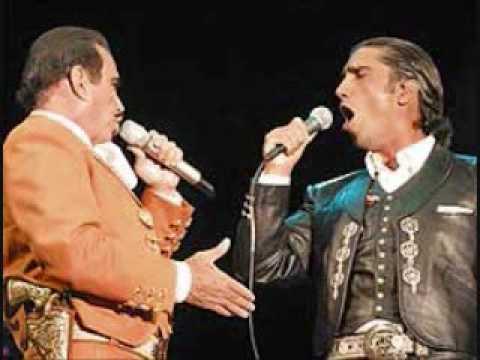 Alejandro y Vicente Fernandez - Matalas
