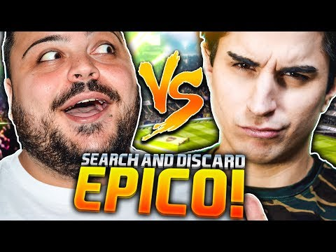 IL SEARCH AND DISCARD PIU' EPICO DI SEMPRE! ANIMA vs JOKER