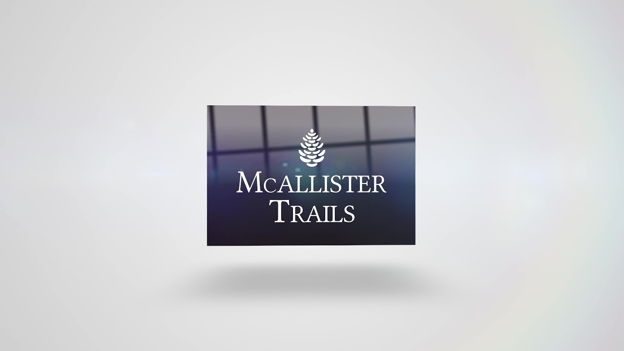 Stone Martin Builders McAllister Trails video