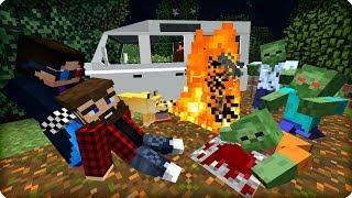 видео: Я не оставлю тебя! Вулфи?! [ЧАСТЬ 3] Зомби апокалипсис в майнкрафт! - (Minecraft - Сериал)