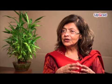 Leadership Lessons  and Challenges By JP Morgan India CEO, Kalpana Morparia | UpGrad