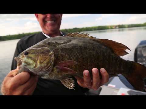 Incredible Bass Fishing In Ely, Minnesota - Season 3