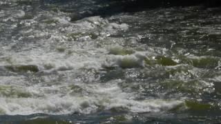 Хакасия. Река Таштып. Малоборский порог