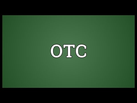 Forex otc meaning