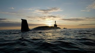 ПУСК «СИНЕВА» Запустили с РПКСН «Верхотурье» из подводного положения