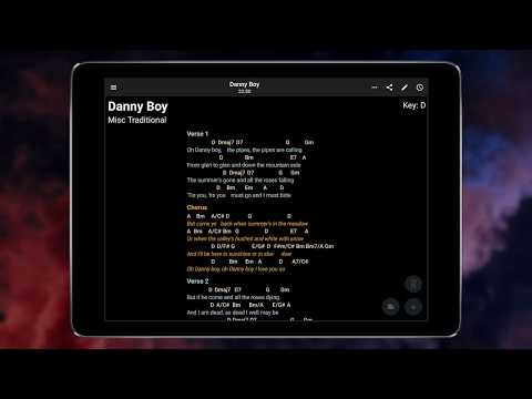 SongbookPro Introduction