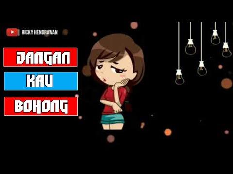 FATIN - Jangan Kau Bohong (Animasi Lirik Lagu)
