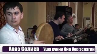 Скачать Avaz Soliev O Sha Kunni Bir Bor Eslagin Turkistonda Jonli Ijro