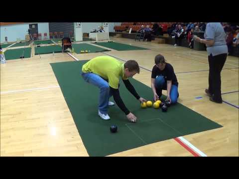 Quarter Final | New Zealand Junior Singles | Indoor Bowls from YouTube · Duration:  46 minutes 40 seconds