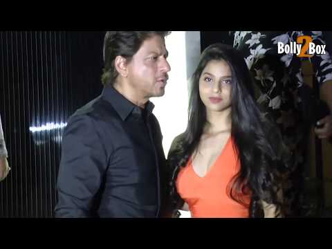 Thumbnail: Shahrukh Khan Daughter Suhana Khan Hot In Short Dress
