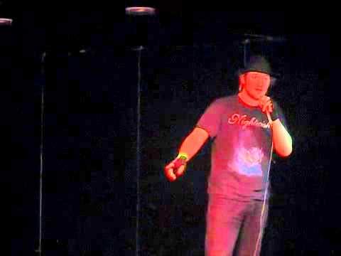 Richard Stewart - Chortle Student Comedy Award 2011