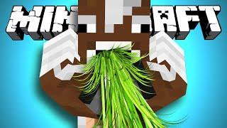 ПИТАЕМСЯ ТРАВОЙ Minecraft Обзор Мода