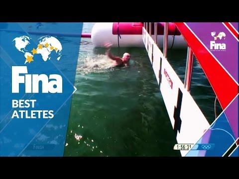 Sharon van Rouwendaal - Best Female Open Water Swimmer 2016 - FINA World Aquatics Gala