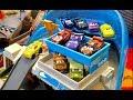 Disney Cars Mini Racers - Rollin' Raceway - Disney Pixar Cars 3 Toy Micro Racers - Toy Cars For Kids