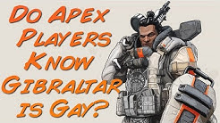 How many Apex Legends players know that Gibraltar is gay?