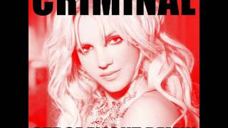 Britney Spears - Criminal (Strobelight Remix)