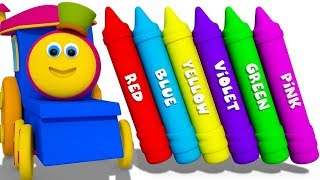 Learn Colors with Color Play Doh Modelling  video for kids