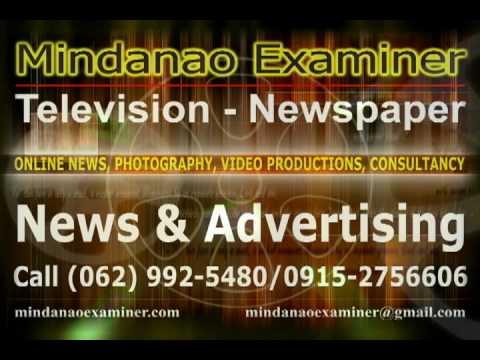 Mindanao Examiner Zamboanga City Radio Ad