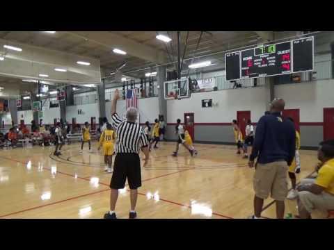US Amateur Basketball Nationals 6/29/17 Game Elite vs Wellington 6th Blue