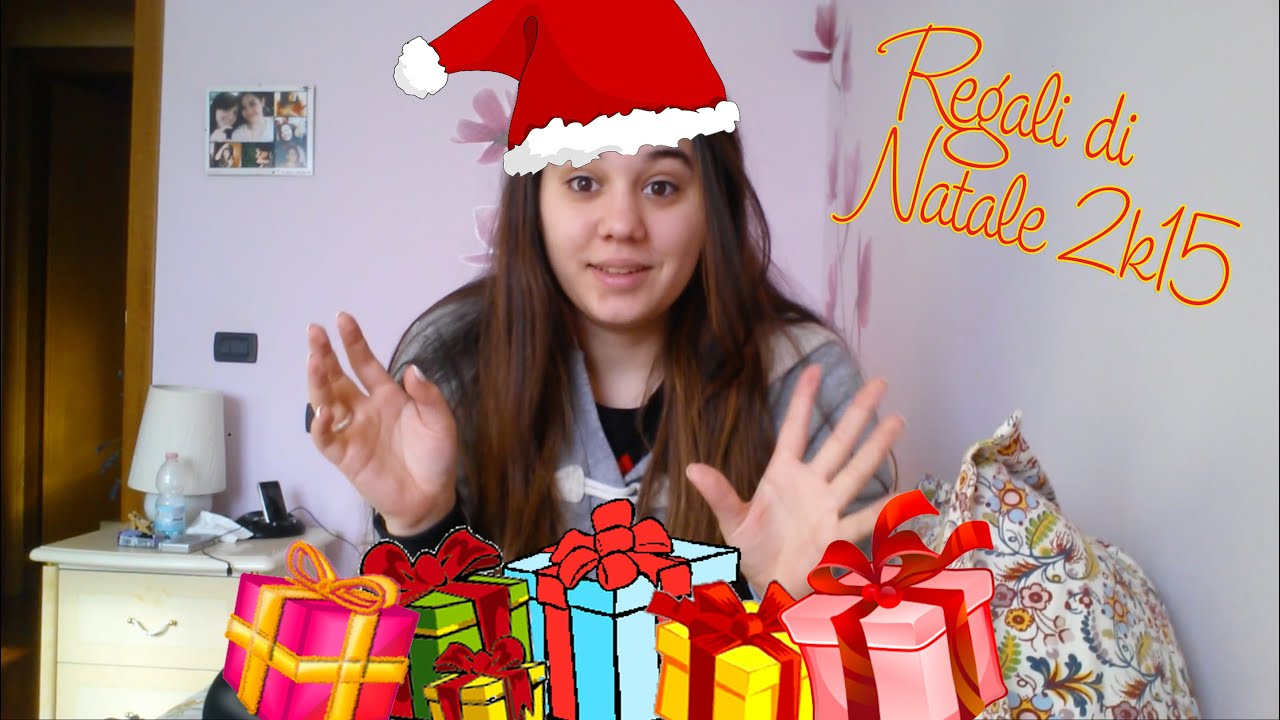 Regali Di Natale Video.Cosa Mi Ha Portato Babbo Natale Video Regali Di Natale 2015 Youtube