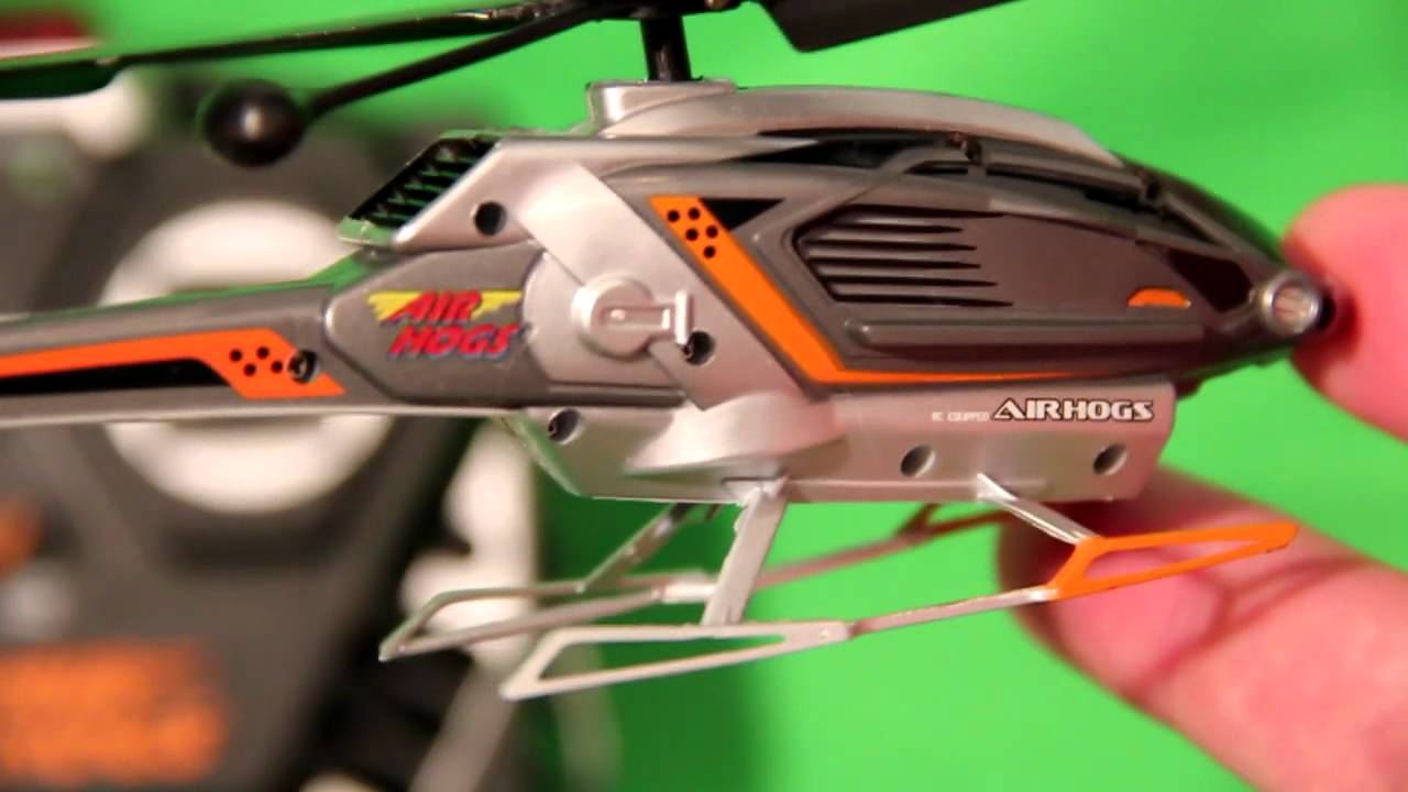 Air Hogs Heli Replay RC Helicopter Review, New for 2012  Hands-On Review