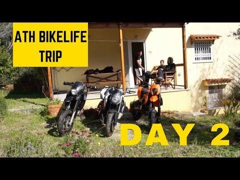ATH BIKELIFE | ATHENS - PATRA TRIP | DAY 02