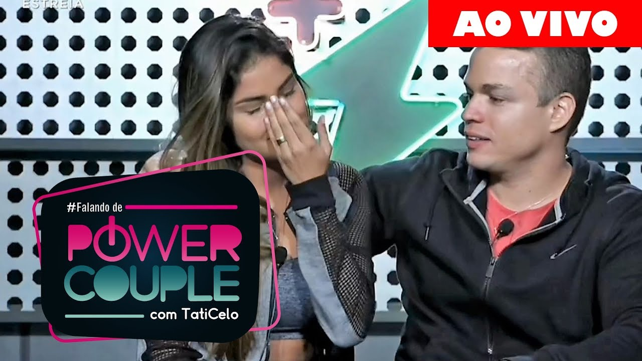 Comentando A Estreia Do Quot Power Couple Brasil Quot Programa