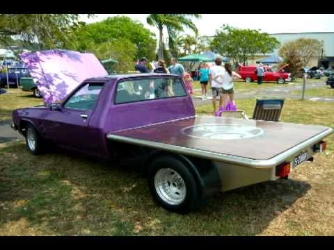 Mackay And District Holden Show 2011 Youtube