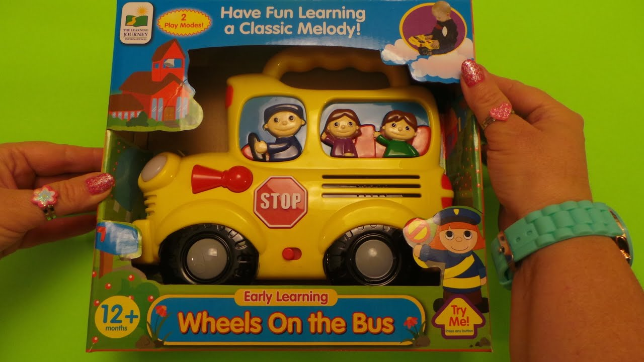 Wheels The Bus Part 11 Nursery Rhymes