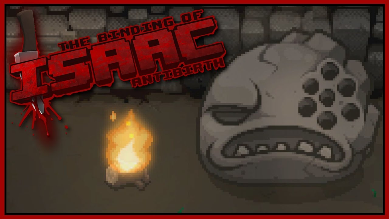 how to play antibirth with afterbirth