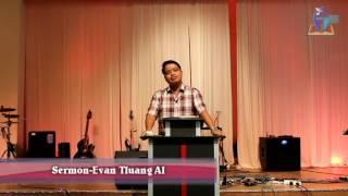 Sermon-Evan Tluang Al