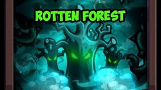 Kingdom Rush Vengeance - Rotten Forest REVIEW