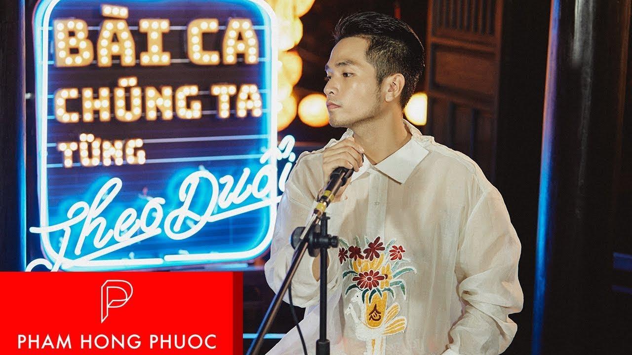 [BÀI CA CHÚNG TA TỪNG THEO ĐUỔI - Tập 1] || OST Diên Hy Công Lược Cover || Phạm Hồng Phước