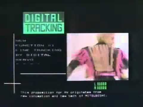 Madonna Causing A Commotion 1987 Mitsubishi Advert HQ