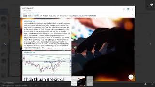 JLGFX Weekly 21 01 19 - Phân tích tổng quan Forex GOLD EU GU UJ AU