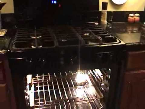 Electrolux range F10 error with oven off