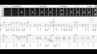 Koisuru Pompadour - Haruna Luna Bass TAB GP5 MIDI PDF : https://www...