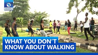 Knowing The Benefits Of Walking