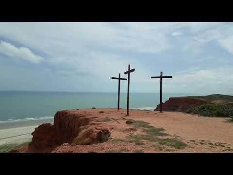 Mirante Das Três Cruzes, Praia De Ponta Do Mel, Rio Grande do Norte-RN