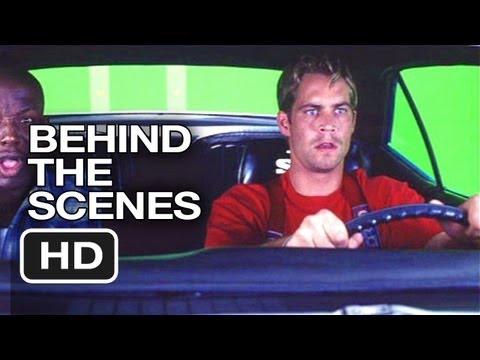 2 Fast 2 Furious Behind The Scenes - Blooper Reel (2003) HD