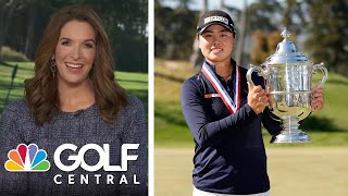 U.S. Women's Open, Memorial Tournament end with thrilling playoffs | Golf Central | Golf Channel